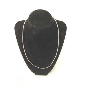 Vintage sterling silver necklace